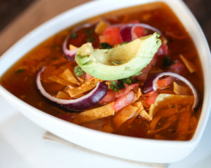 Soup at Mexican food restaurants in Coleman TX